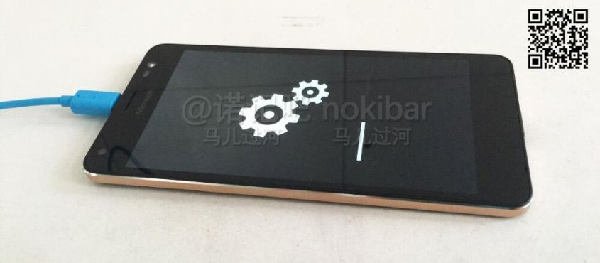 Lumia 850 schermo