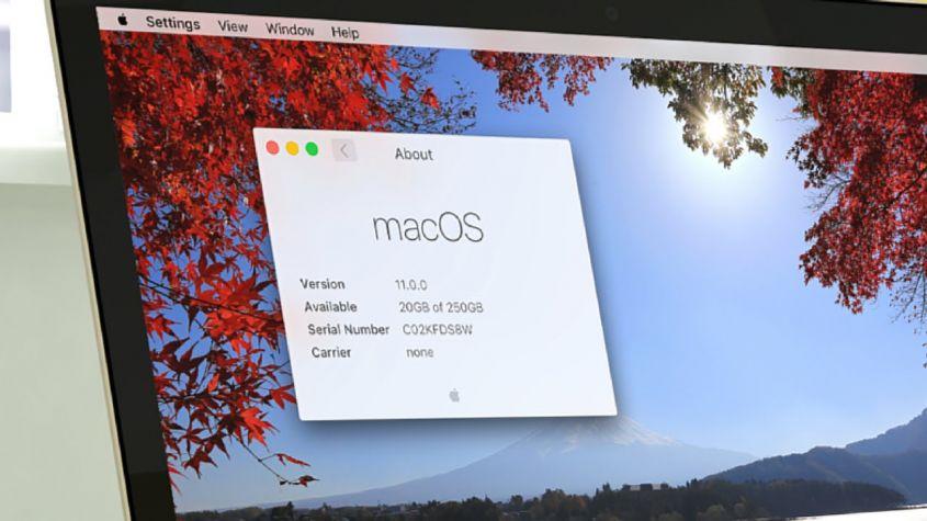 MacOS WWDC 2016
