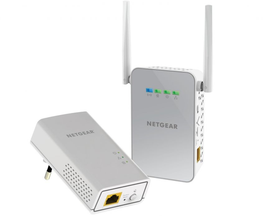 Netgear PLW1000 100PES Kit Powerline AV1000