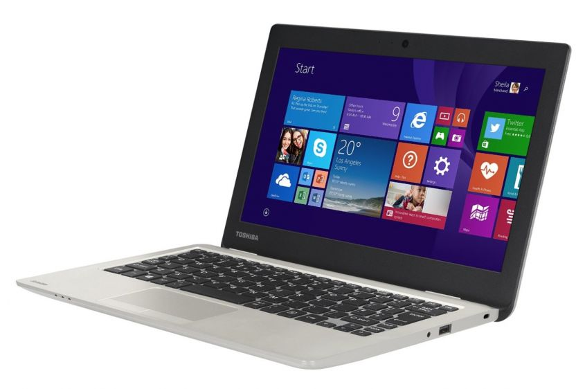 Notebook Toshiba Satellite Radius CL10W C 105