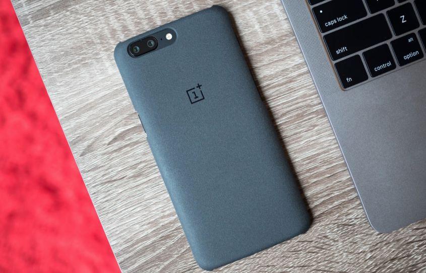 OnePlus 5 RAM e memoria archiviazione