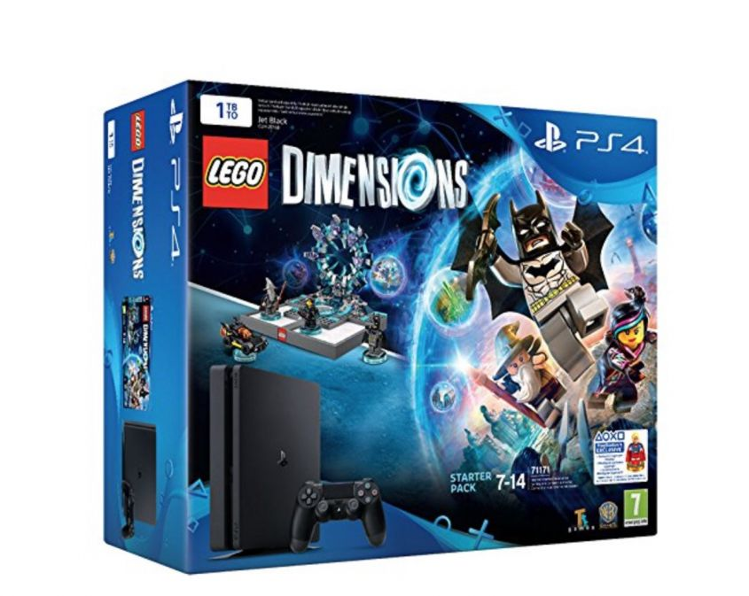 PlayStation 4 Lego Dimensions