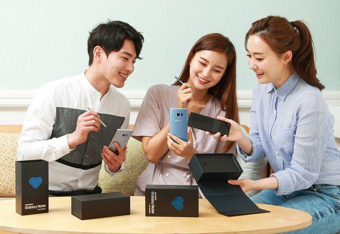 Samsung Galaxy Note 7 FE prezzo, scheda tecnica e uscita in Italia