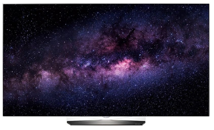 Smart TV LG OLED55B6V