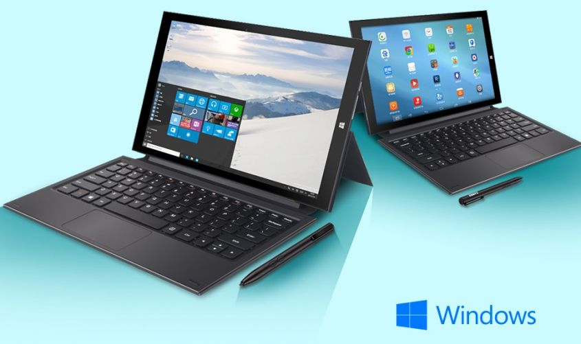 Teclast X3 Pro Windows