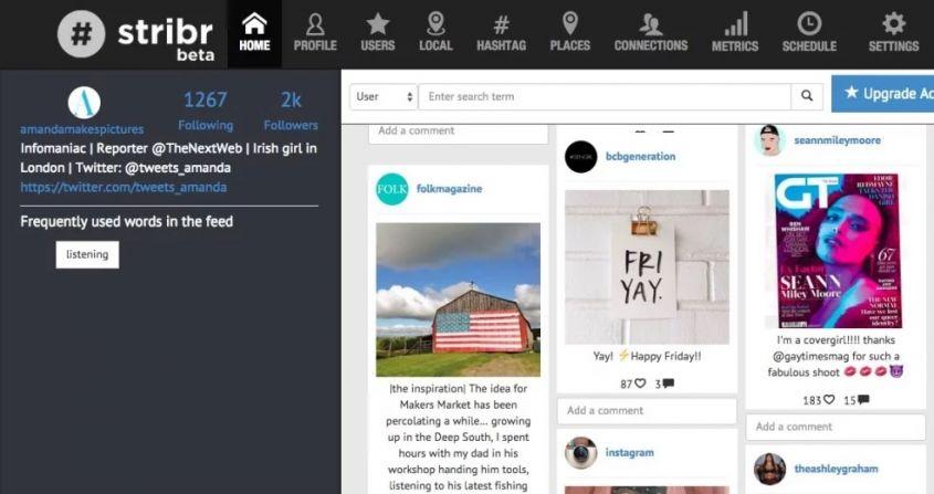creare e gestire più account instagram