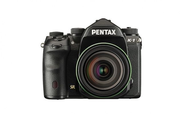 Pentax K-1: prezzo e scheda ufficiali dell'ammiraglia