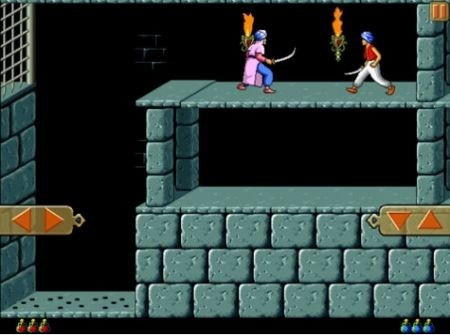 Prince of Persia Retro per iPhone e iPad