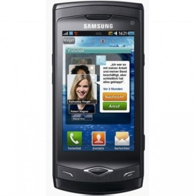 Samsung Wave S8500 Bada