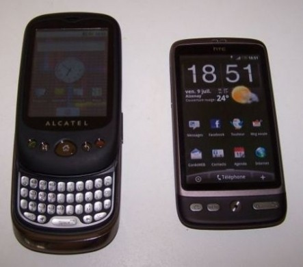 Alcatel OT-980 Desire