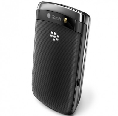 Blackberry Torch 9800 retro