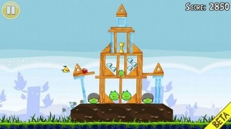 Angry Bird per Android