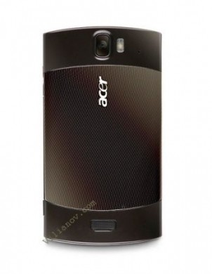Acer Liquid Metal nero