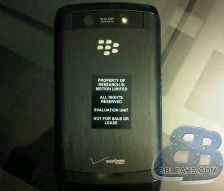 BlackBerry Storm 3 (9570) retro