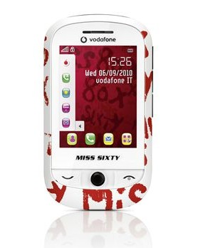 Vodafone 543 Miss Sixty fronte
