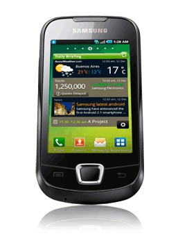 Samsung Galaxy Mini Touch
