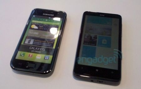 HTC HD7 prezzo dello smartphone Windows Phone 7