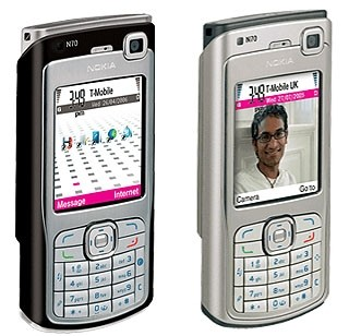 Nokia n70 Nseries