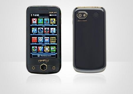 ITTM Monaco Dual Sim touchscreen