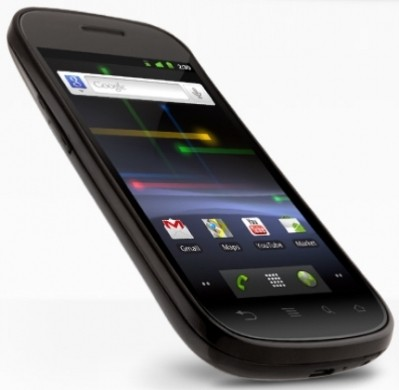 Google Nexus S touch