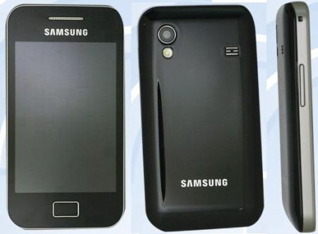 Samsung Galaxy S Mini S5830