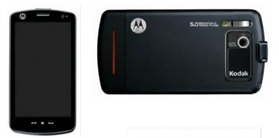 Motorola Touchscreen rumors