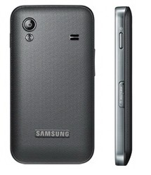 Samsung Galaxy Ace retro