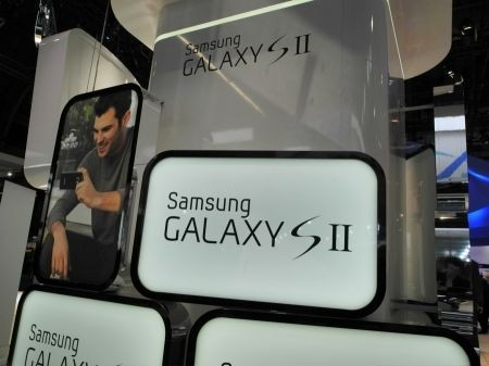 Samsung Galaxy S II MWC 2011