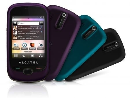 MWC 2011: Alcatel One Touch