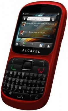 MWC 2011: Alcatel One Touch 803