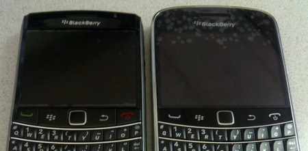 Blackberry Bold Touch confronto