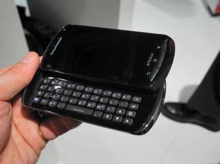 Sony Ericsson Xperia Pro MWC 2011