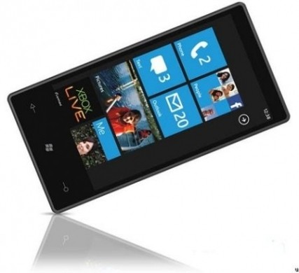 Windows Phone 7 touch