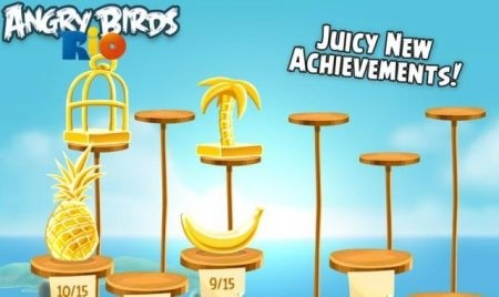 Angry Birds Rio gratis