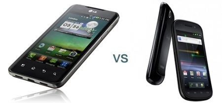 Lg Optimus Dual e Nexus S 3 Italia