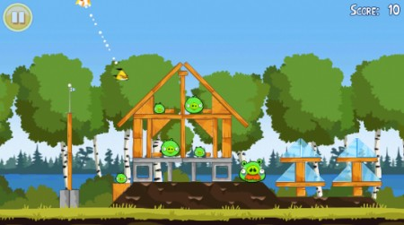Angry Birds Free with Magic gioco