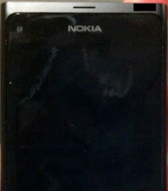 Nokia N9 touch
