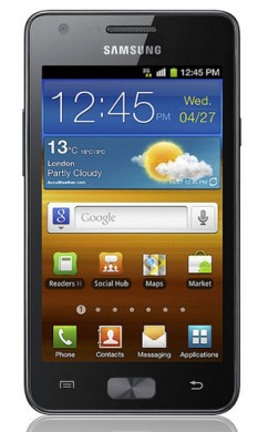 Samsung Galaxy Z  la versione (svedese) di S II pi abbordabile