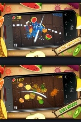 Fruit Ninja Free per Android
