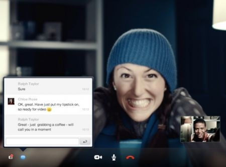 Skype per iPad video