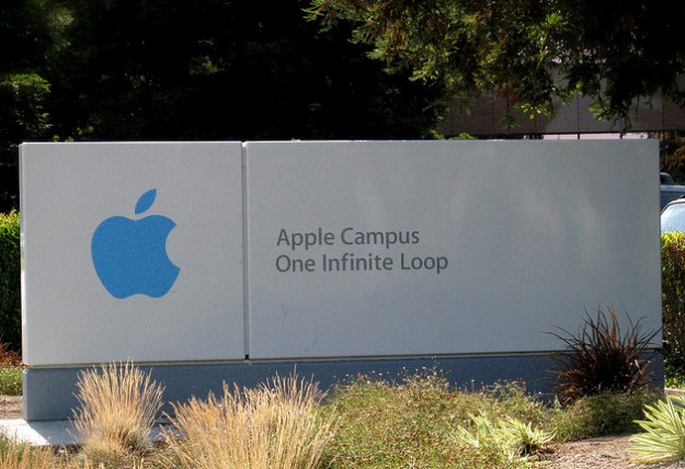presentazione iphone 5 apple campus