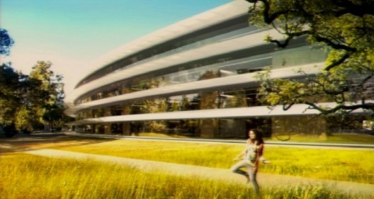 Apple Campus futuro