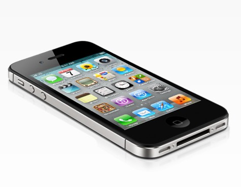 iPhone 4s nero