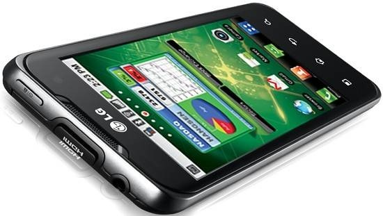 LG Optimus Dual ICS