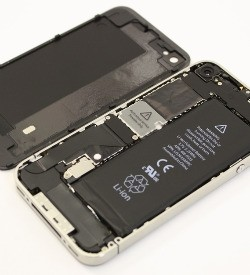 iPhone 4s batteria