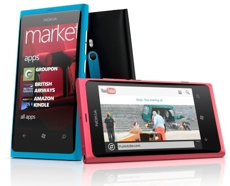 Nokia Lumia 800 Mediaworld
