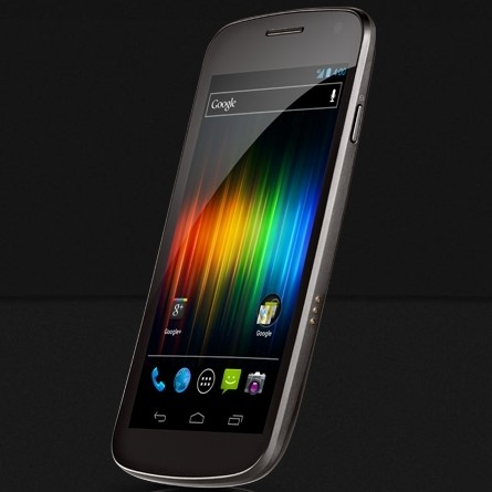 Samsung Galaxy Nexus 17 novembre