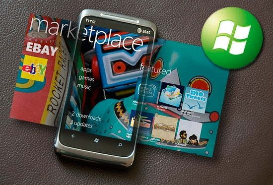 Windows Phone Marketplace 40000