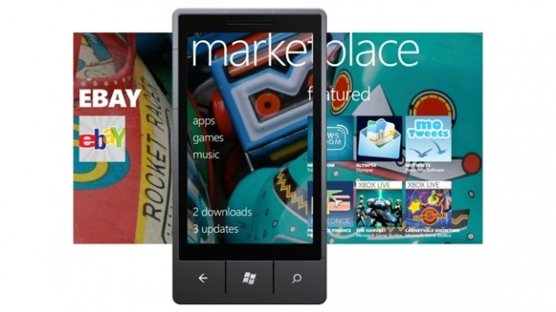 Windows Phone Marketplace programmi