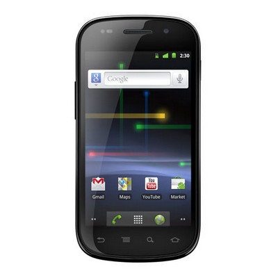Samsung Galaxy Nexus fronte